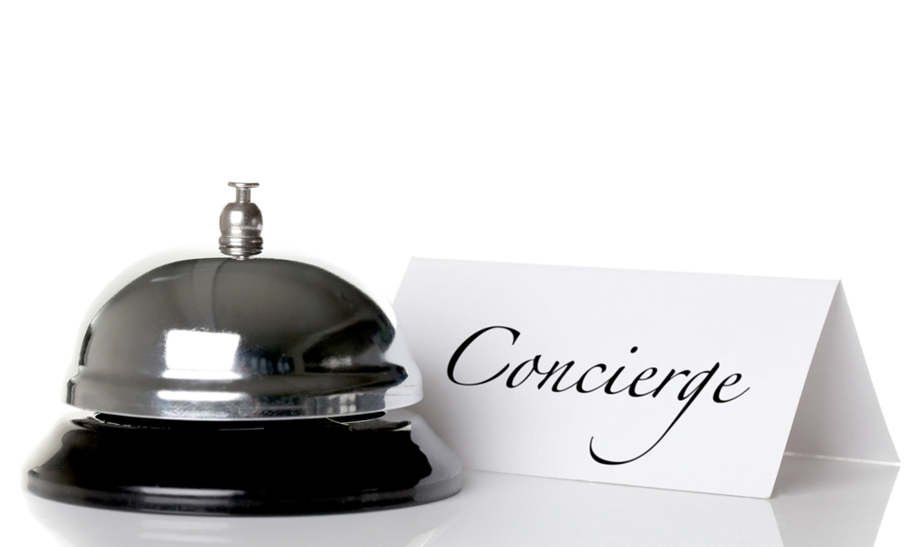Concierge Guest Services