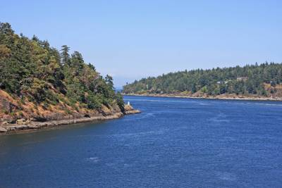 Gulf Islands Yacht Destination