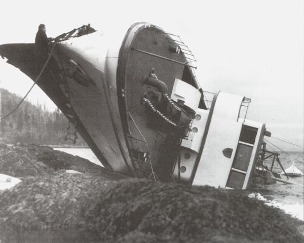 Gulf Stream Shipwreck